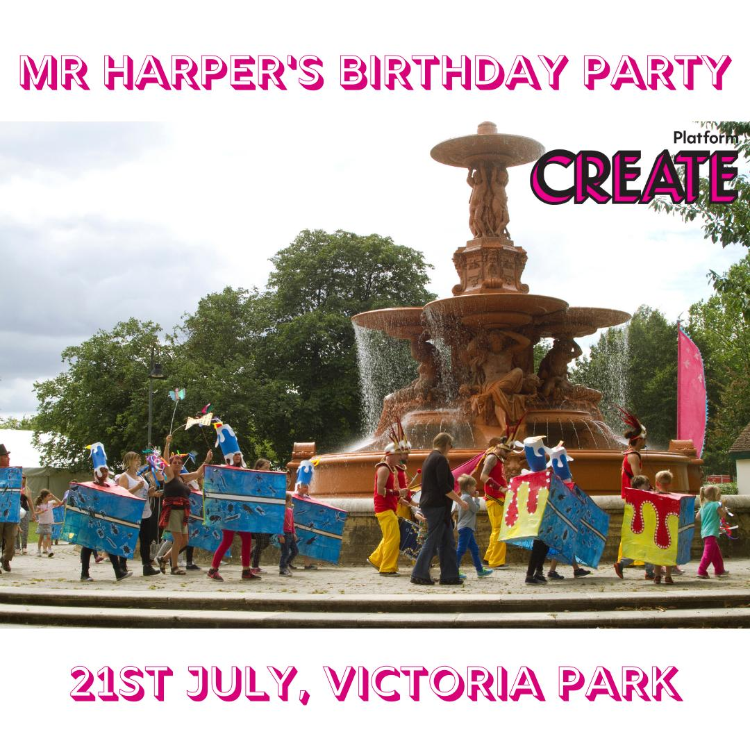 Mr Harper's Birthday